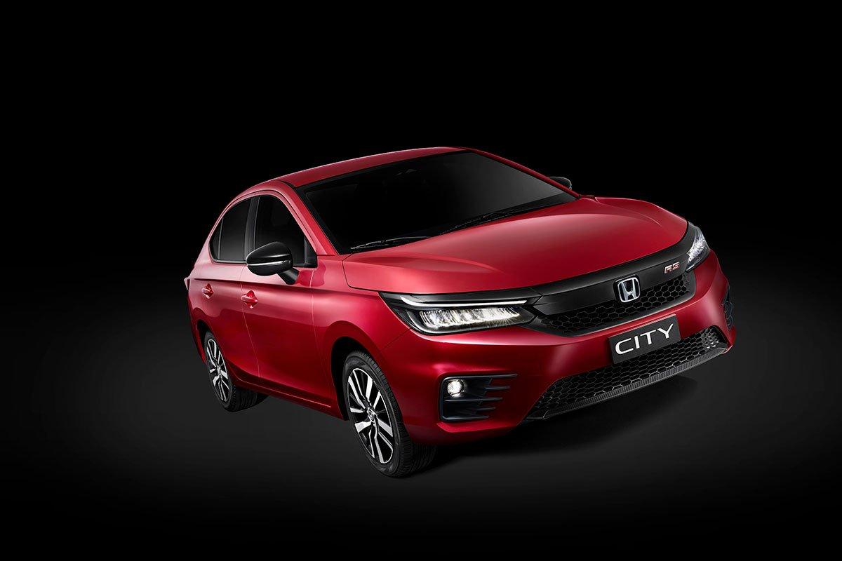 Honda City 2021 có khả năng vận hành mạnh mẽ 1