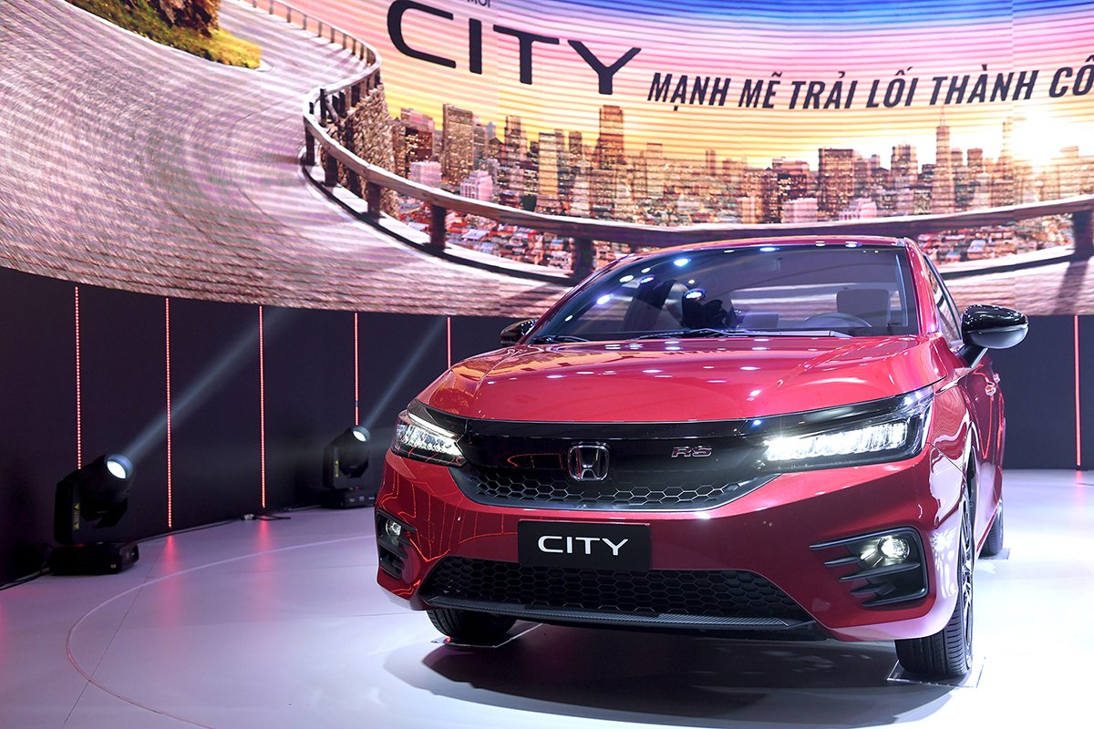 Ngoại hình của Honda City 2021 - Ảnh 2.