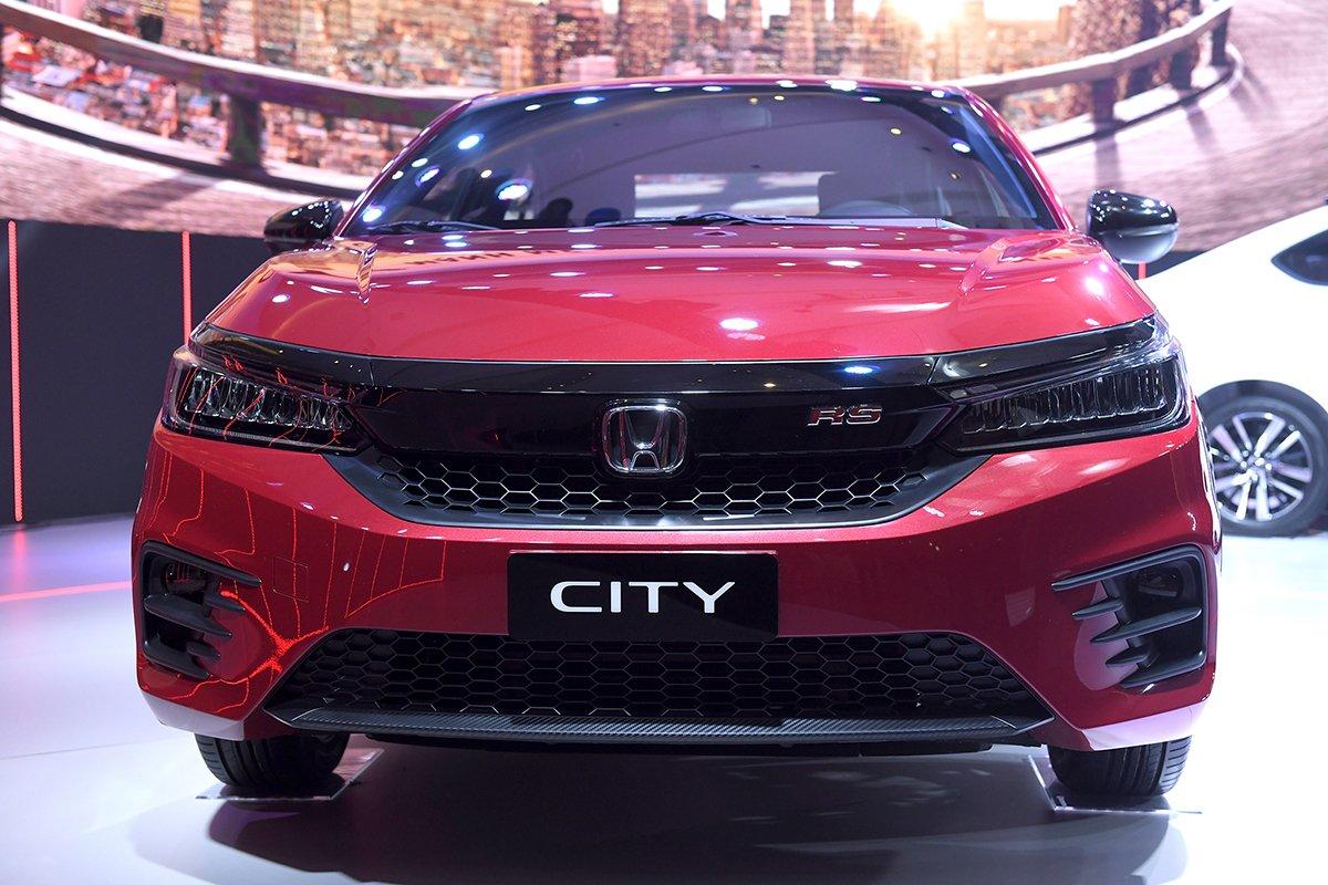 Giá xe Honda City 2020 mới nhất tại Việt Nam...
