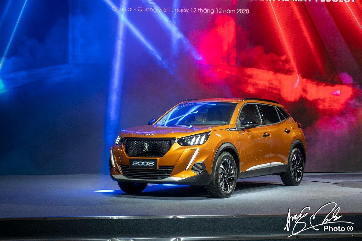 Thông số kỹ thuật xe Peugeot 2008 2021 mới nhất tại Việt Nam