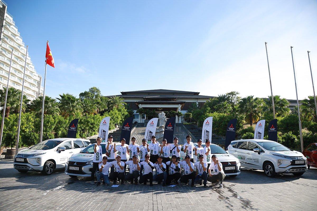 Mitsubishi Eco Drive Challenge 2020.