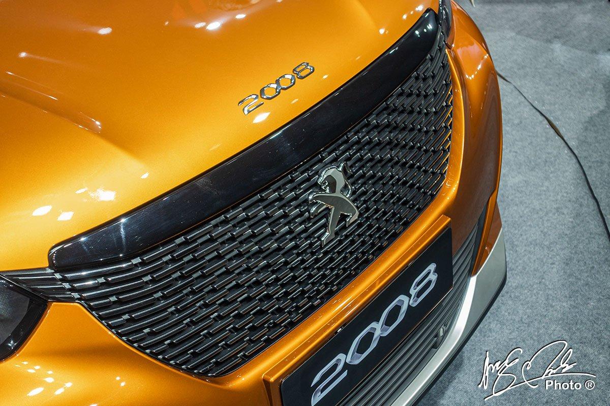 Ngoại thất Peugeot 2008 - Ảnh 2.