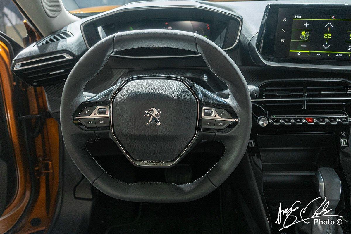 Nội thất Peugeot 2008 - Ảnh 2.