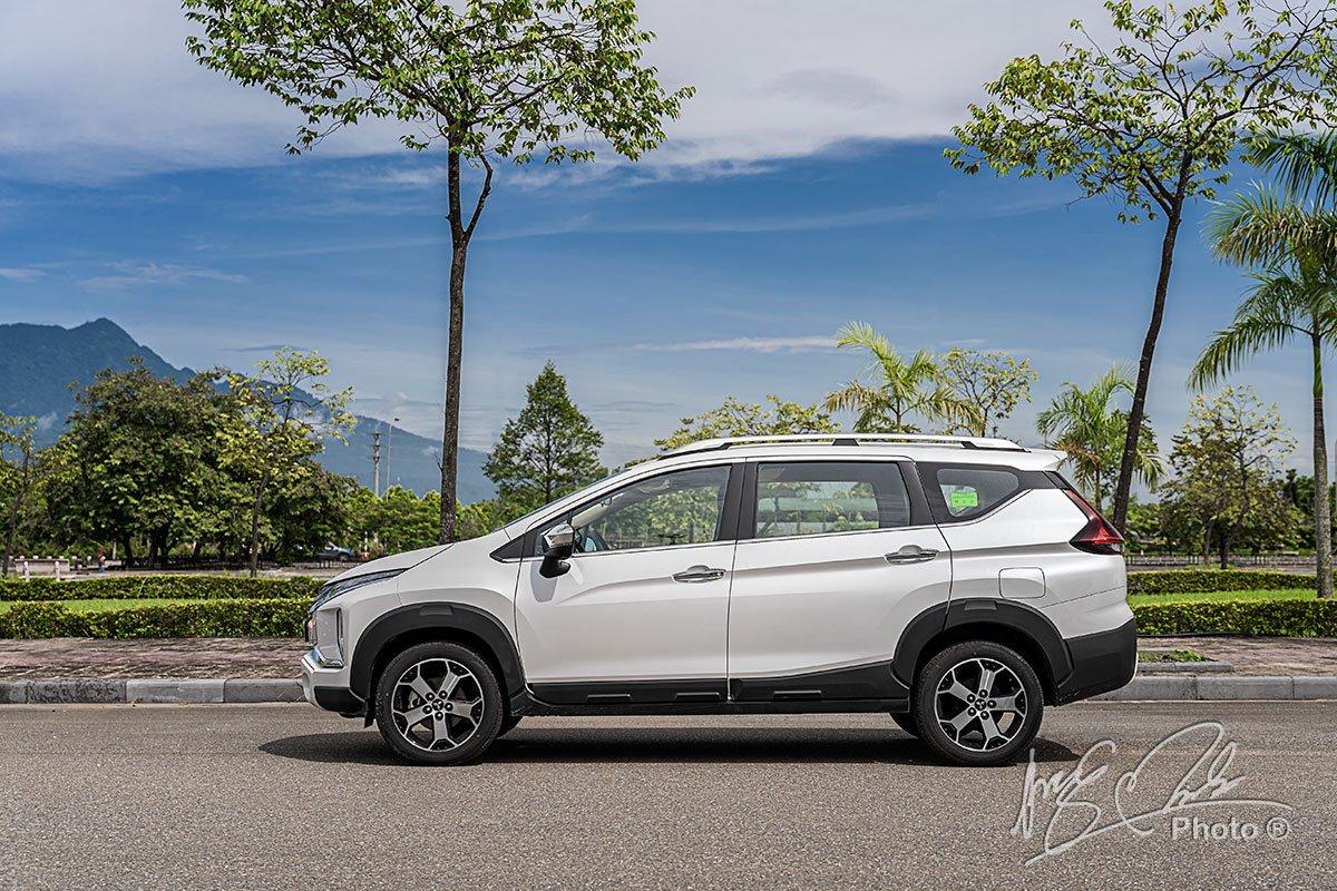 Ưu nhược điểm xe Mitsubishi Xpander Cross 2021 a3