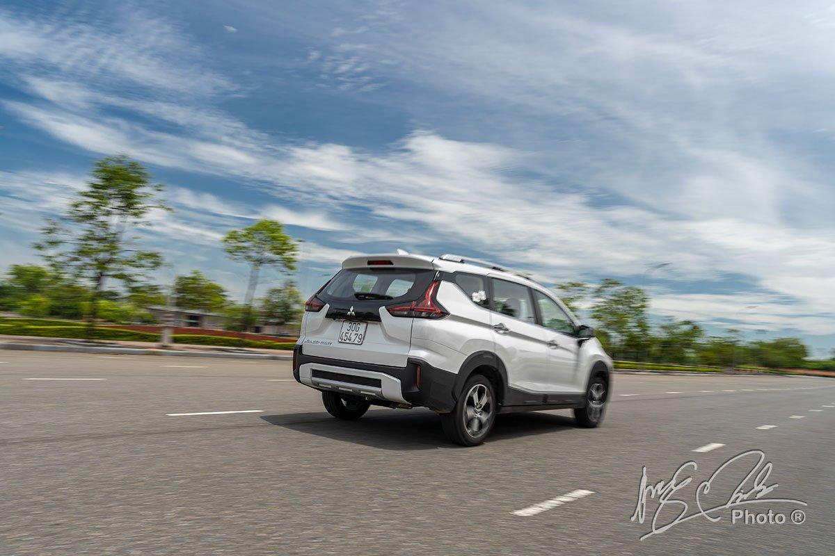 Ưu nhược điểm xe Mitsubishi Xpander Cross 2021 a7