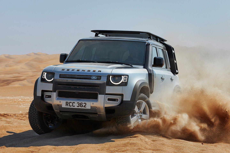 Land Rover Defender 2021 vượt qua đánh giá an toàn nhờ vũ khí bí mật.