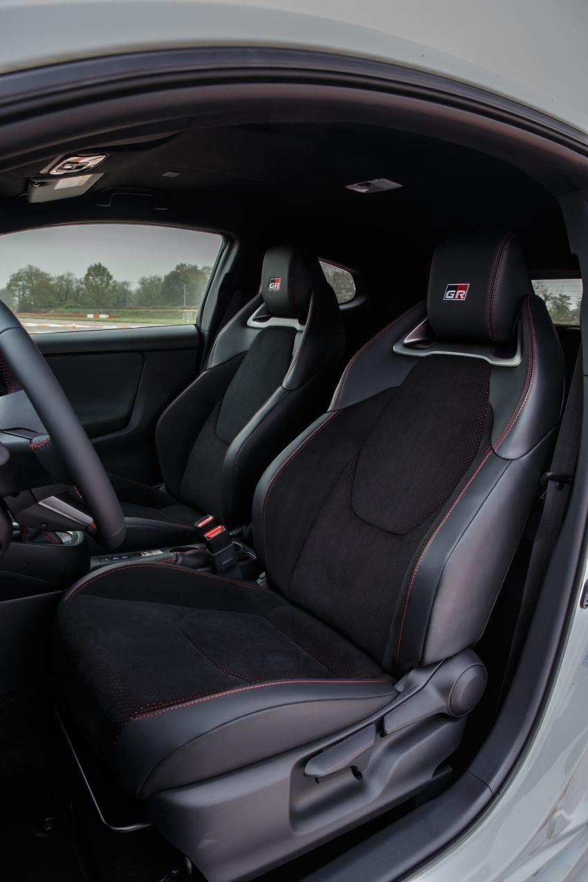 Toyota Yaris 2021 GR đảm bảo mang đến 1 trải nghiệm lái tuyệt đỉnh cho người dùng.