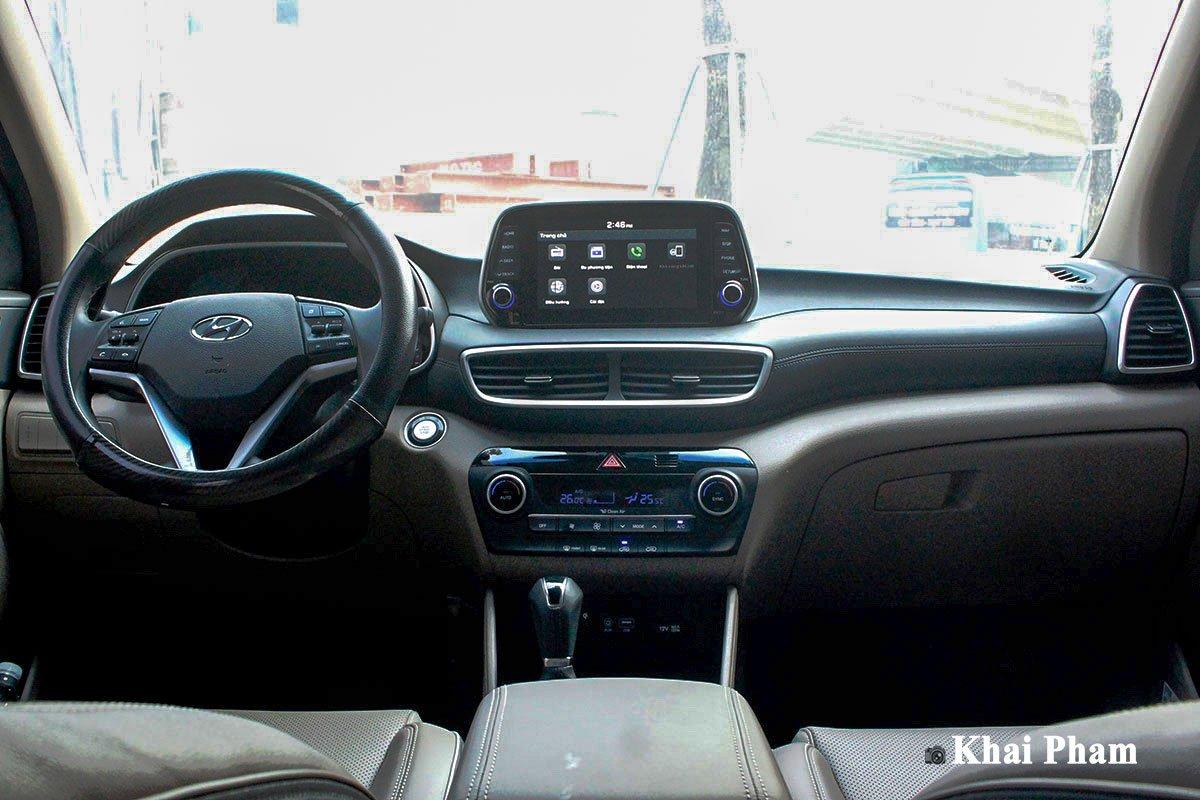 Ưu nhược điểm xe Hyundai Tucson a6