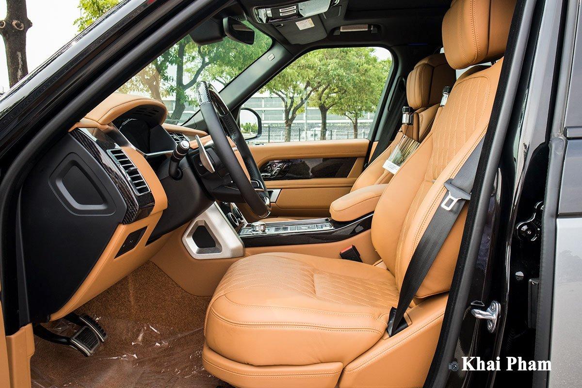 Nội thất xe Range Rover SV Autobiography 2021 - Ảnh 8.
