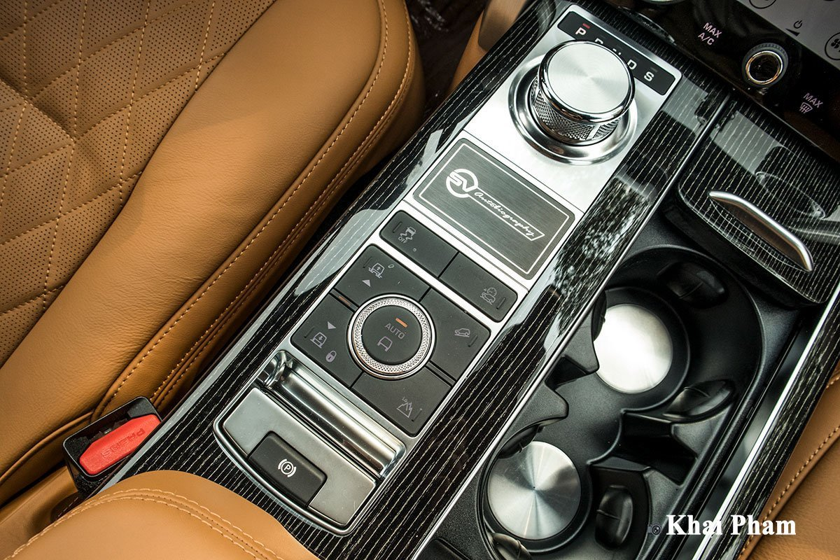 Nội thất xe Range Rover SV Autobiography 2021 - Ảnh 6.