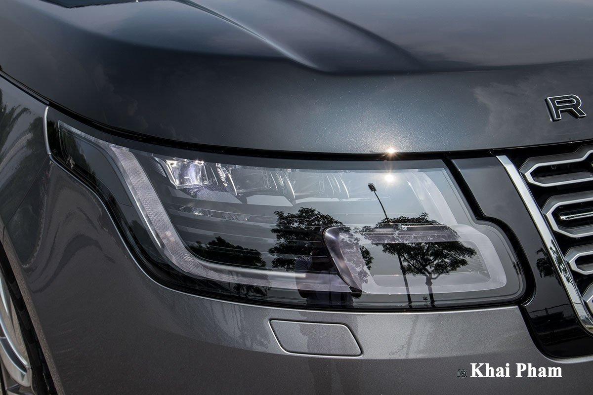 Ngoại thất xe Range Rover SVAutobiography - Ảnh 3.