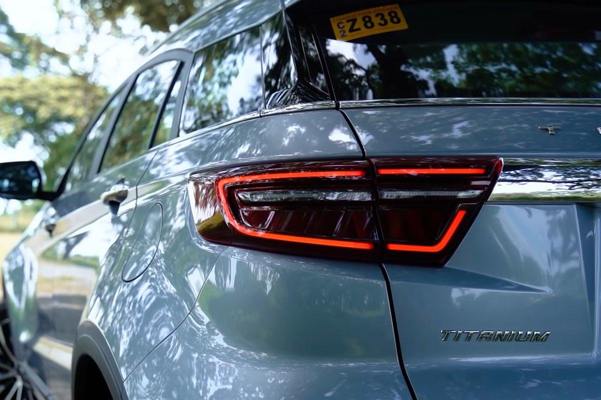 Ảnh Đèn hậu xe Ford Territory 2021
