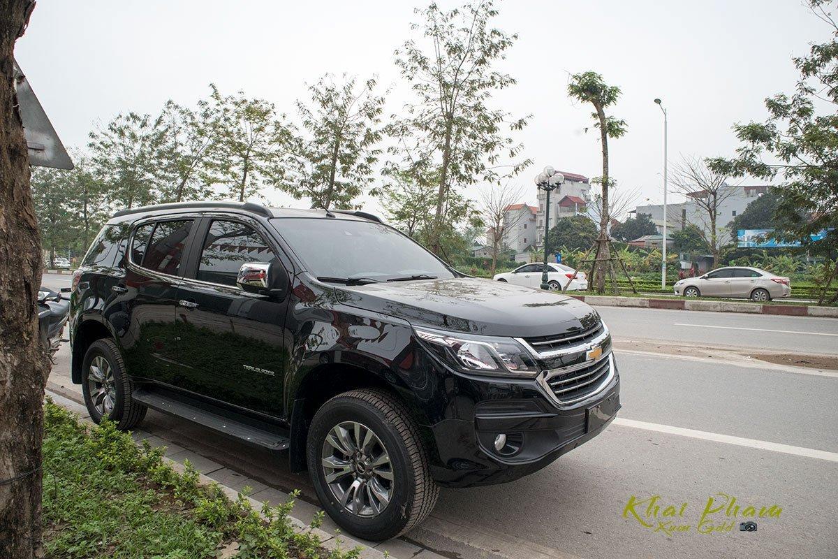 Chevrolet Trailblazer 2019 được bán tại Việt Nam 1