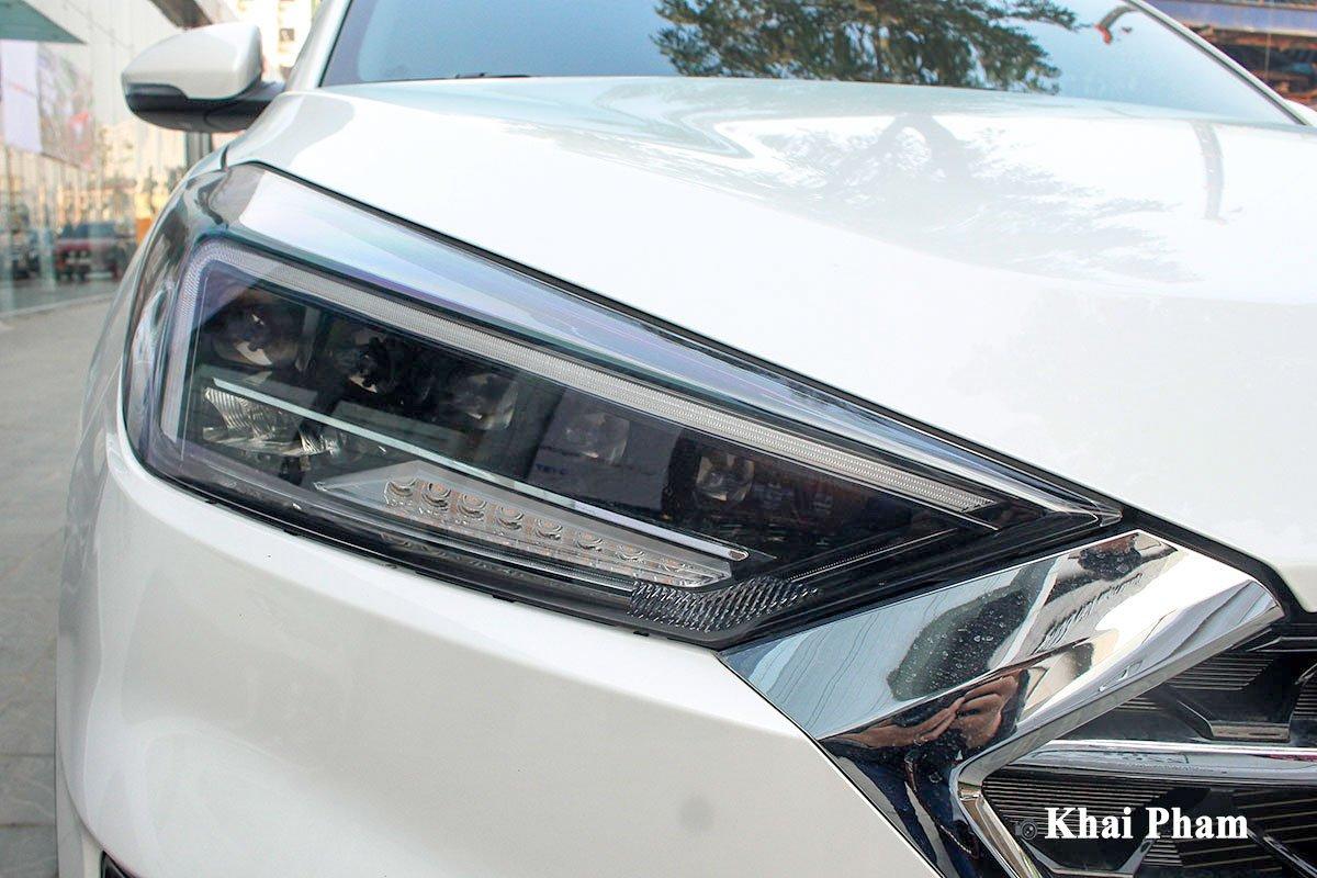 Ảnh Đèn pha xe Hyundai Tucson