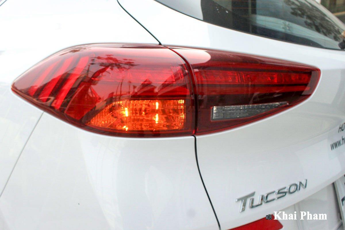 Ảnh Đèn hậu xe Hyundai Tucson