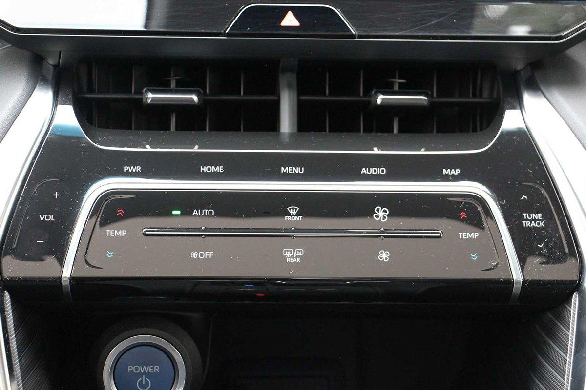 Ảnh Điều hòa xe Toyota Venza 2021