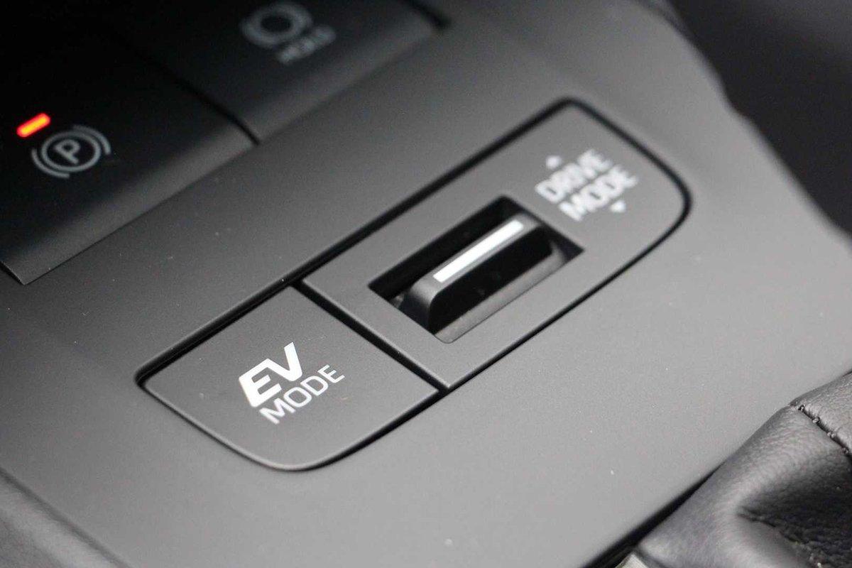 Ảnh Chế độ điện xe Toyota Venza 2021