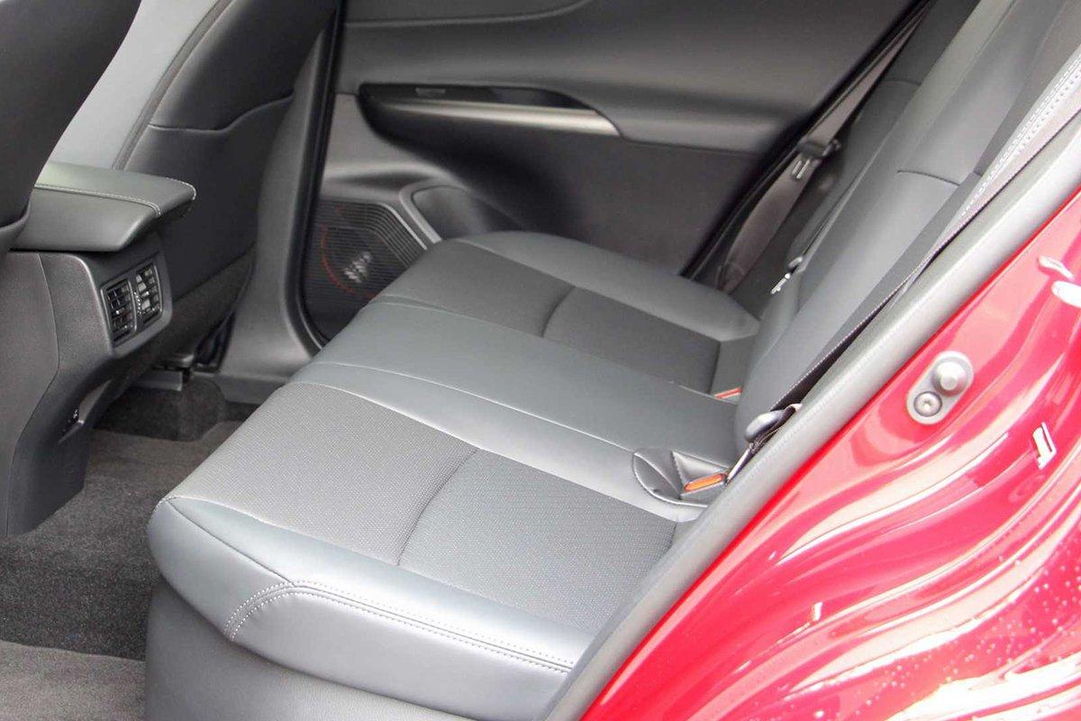 Ảnh Ghế sau xe Toyota Venza 2021