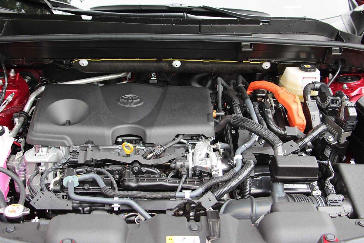 Ảnh Động cơ xe Toyota Venza 2021