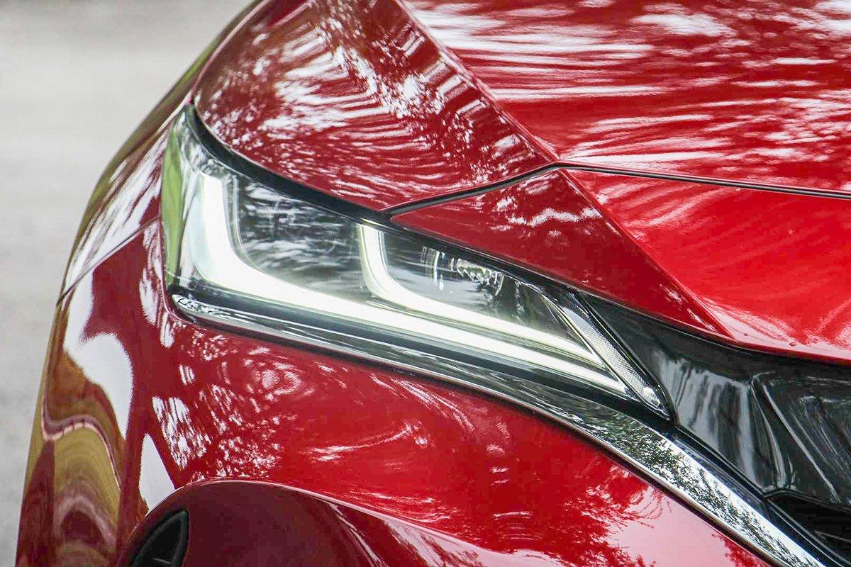 Ảnh Đèn pha xe Toyota Venza 2021