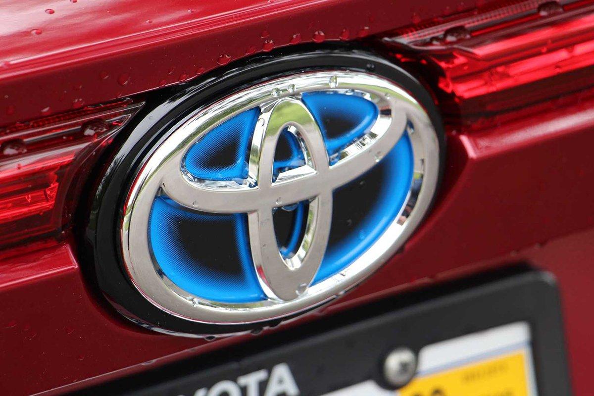 Ảnh Logo xe Toyota Venza 2021
