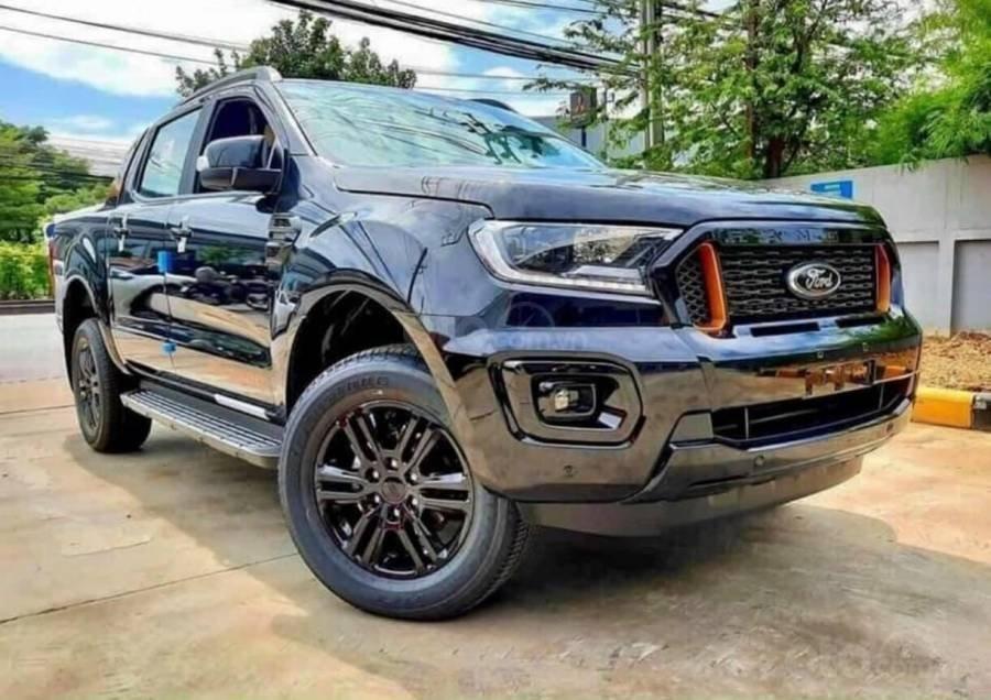 Ford Ranger Wildtrak - 2021 new - xe mới về - giao xe tại nhà - hàng ngàn ưu đãi khủng (1)