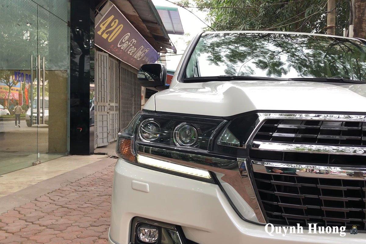 Toyota Land Cruiser VXS Executive Lounge 2021 gần 7 tỷ đồng vừa về Việt Nam có gì mà hot vậy a2