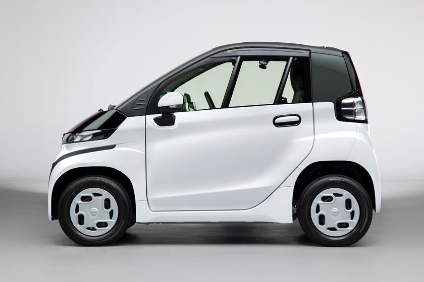 Mẫu xe điện tí hon của Toyota mới thích hợp cho các bà nội trợ - Ảnh 2.