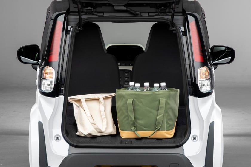 Mẫu xe điện tí hon của Toyota mới thích hợp cho các bà nội trợ - Ảnh 4.
