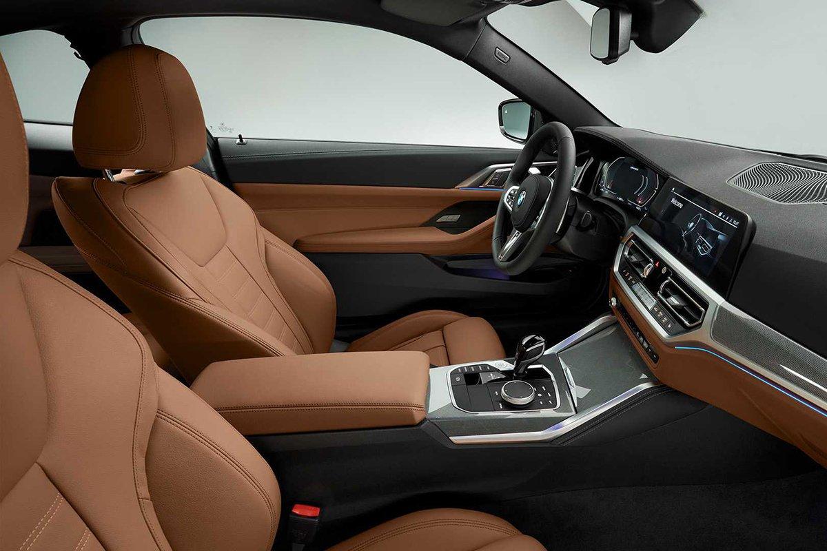 Ảnh Ghế trước xe BMW 4-Series 2021
