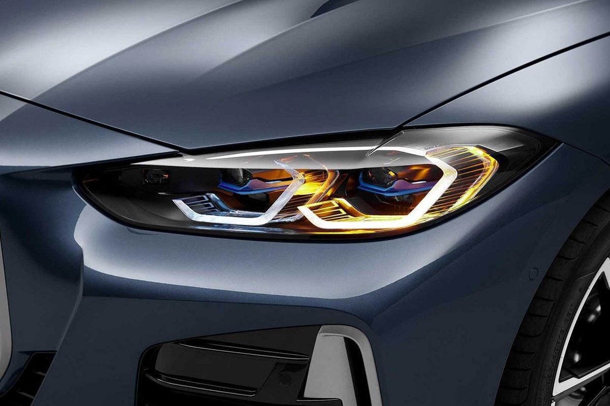 Ảnh Đèn pha xe BMW 4-Series 2021