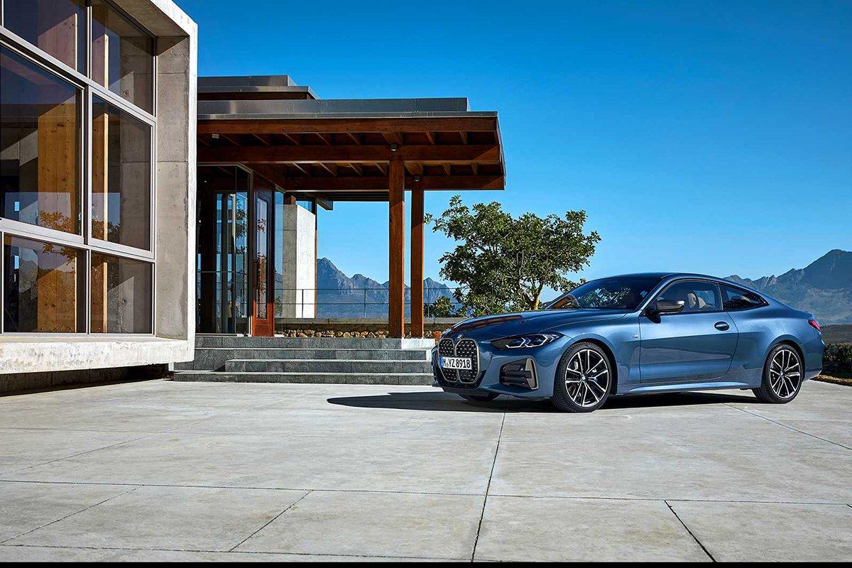 Ảnh giới thiệu xe BMW 4-Series 2021