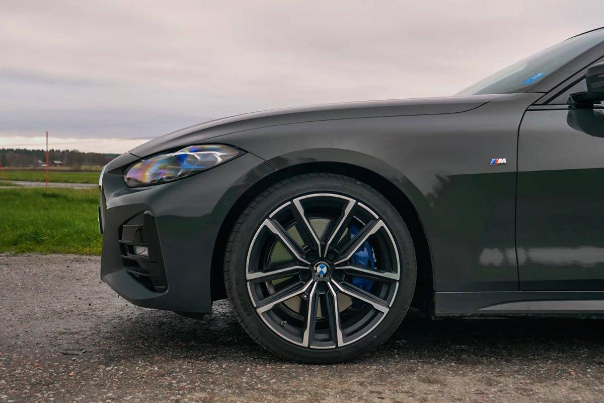 Ảnh La-zăng xe BMW 4-Series 2021