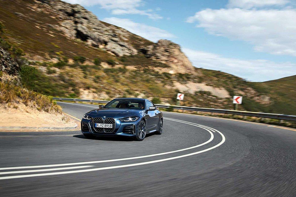 Ảnh Tổng quát xe BMW 4-Series 2021