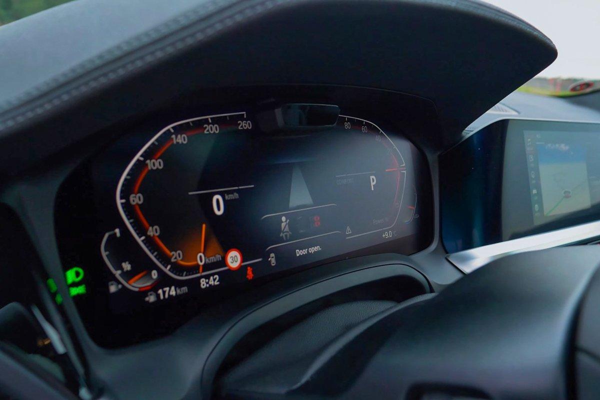 Ảnh Đồng hồ xe BMW 4-Series 2021 a1