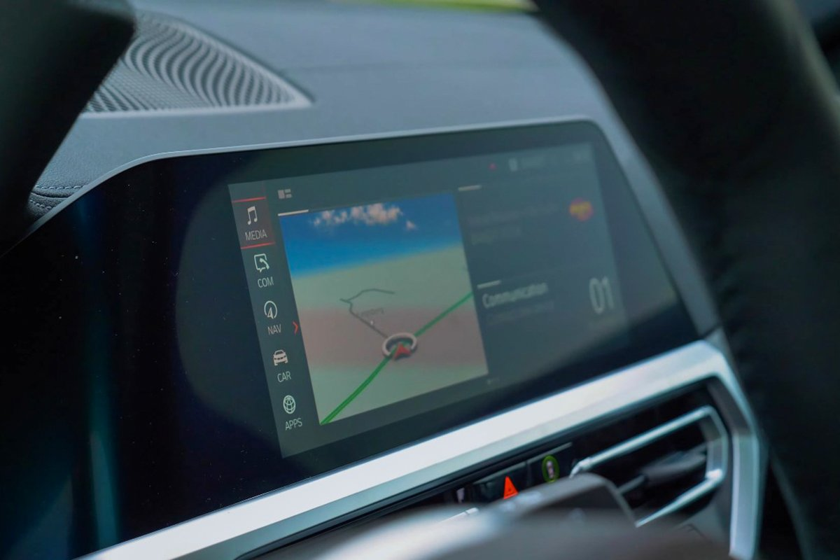 Ảnh Tiện nghi xe BMW 4-Series 2021