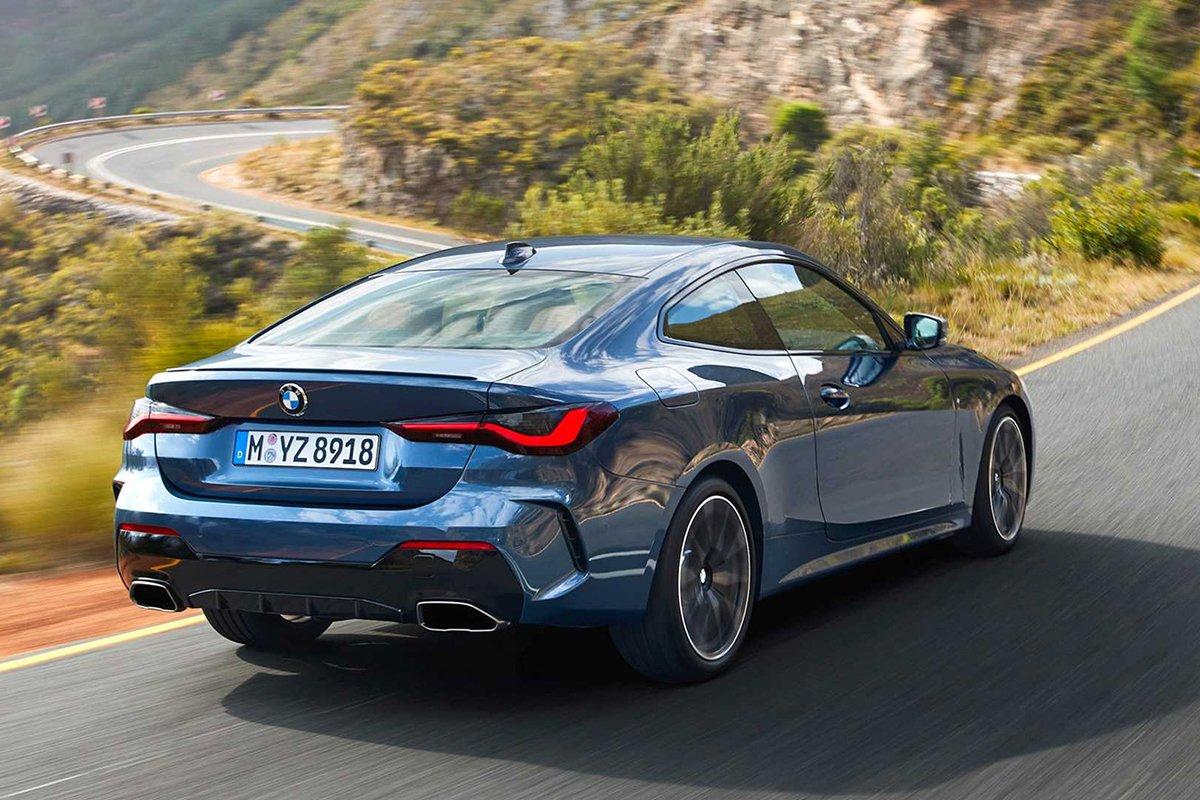 Ảnh Đuôi xe BMW 4-Series 2021