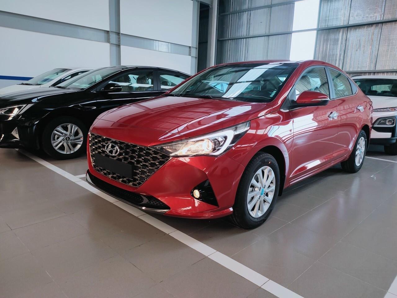 Hyundai Miền Nam: Bán Hyundai Accent năm 2021, xe đủ màu, trả góp lên đến 85% giá trị xe, mua xe giá tốt nhất (1)