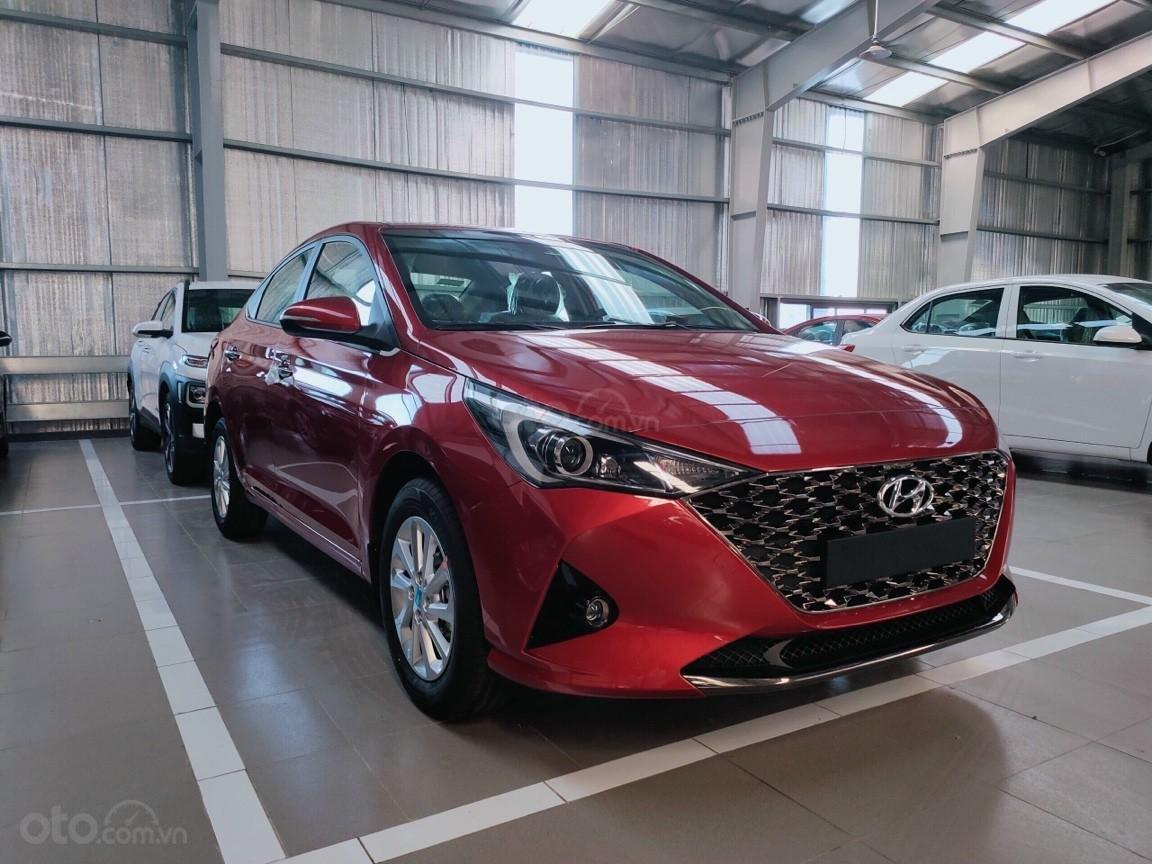 Hyundai Miền Nam: Bán Hyundai Accent năm 2021, xe đủ màu, trả góp lên đến 85% giá trị xe, mua xe giá tốt nhất (3)
