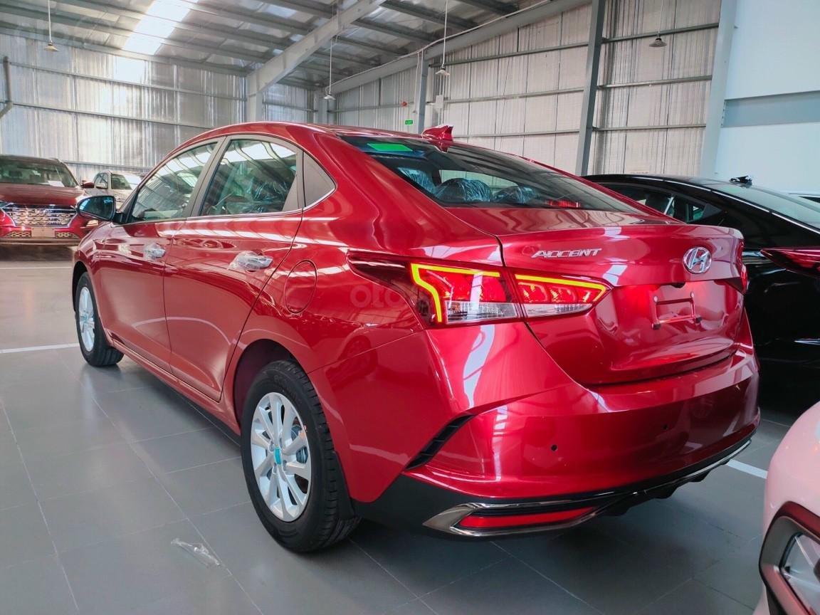 Hyundai Miền Nam: Bán Hyundai Accent năm 2021, xe đủ màu, trả góp lên đến 85% giá trị xe, mua xe giá tốt nhất (6)