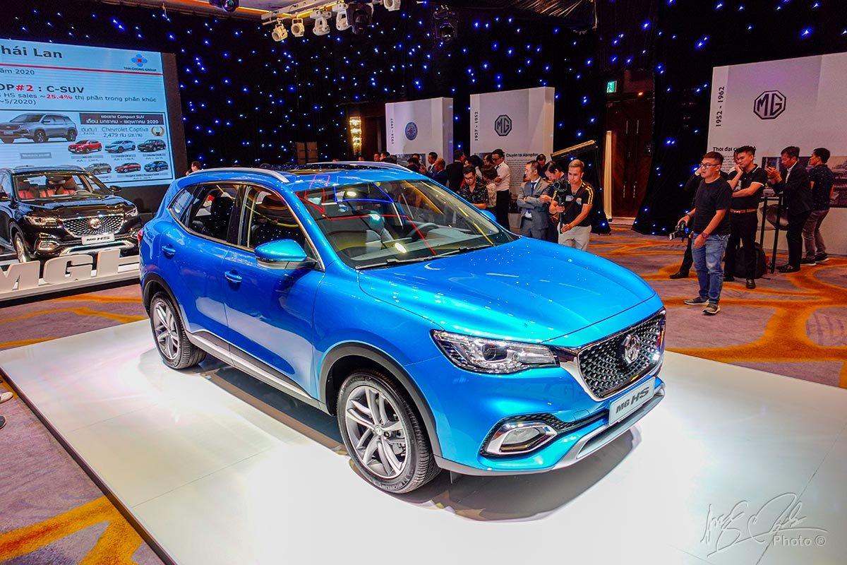 7 điểm nhấn nổi bật trên thị trường ô tô năm 2020 - Ảnh 5.