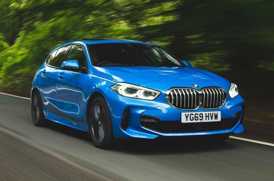 BMW 1-Series nổi tiếng bấy giờ.