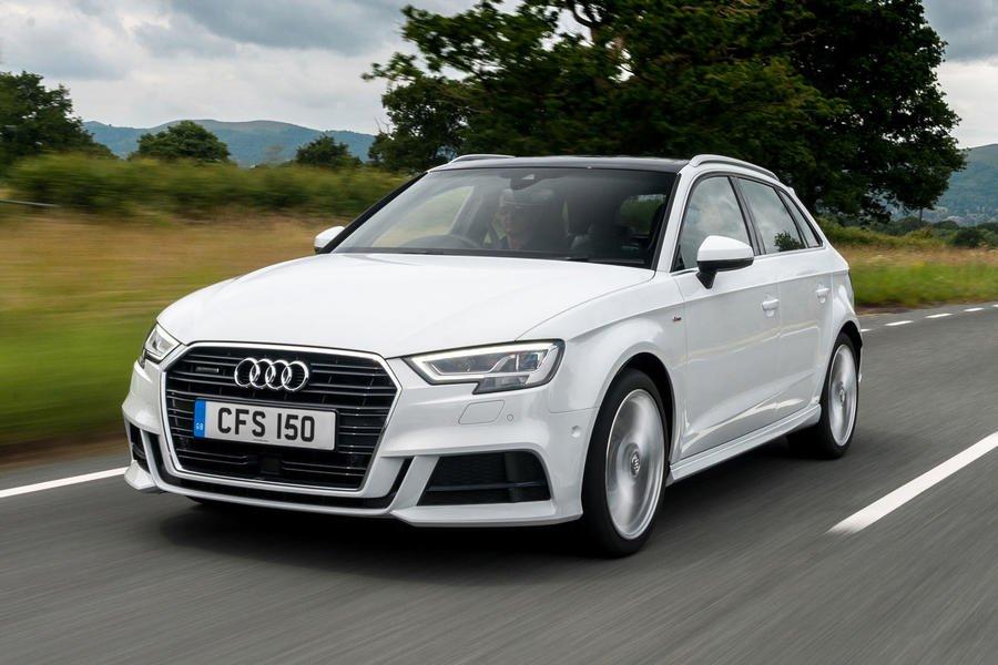 Audi A3 Sportback tích hợp các tinh túy từ nhà sản xuất Đức.