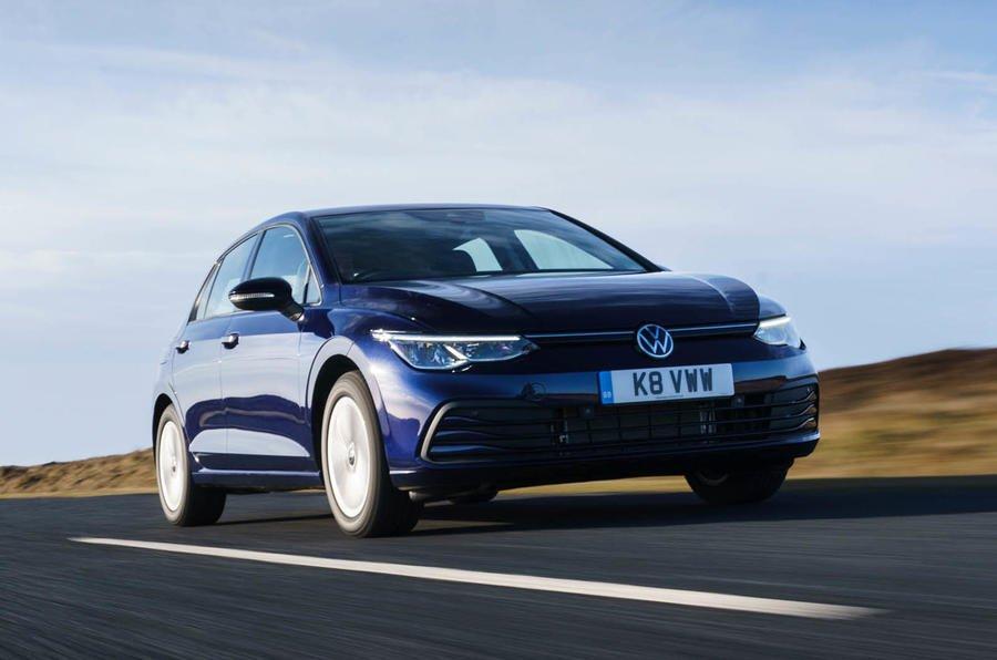 Volkswagen Golf vẫn chứng tỏ độ hấp dẫn khó cưỡng.