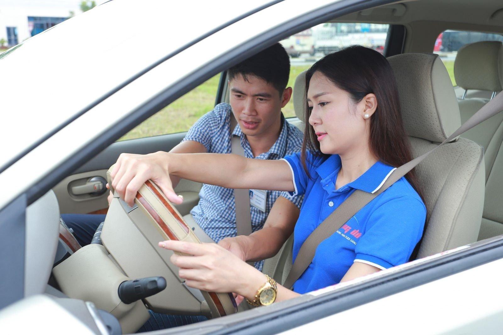 Có nhiều điểm mới thay đổi khi thi thằng lái xe từ năm 2021.