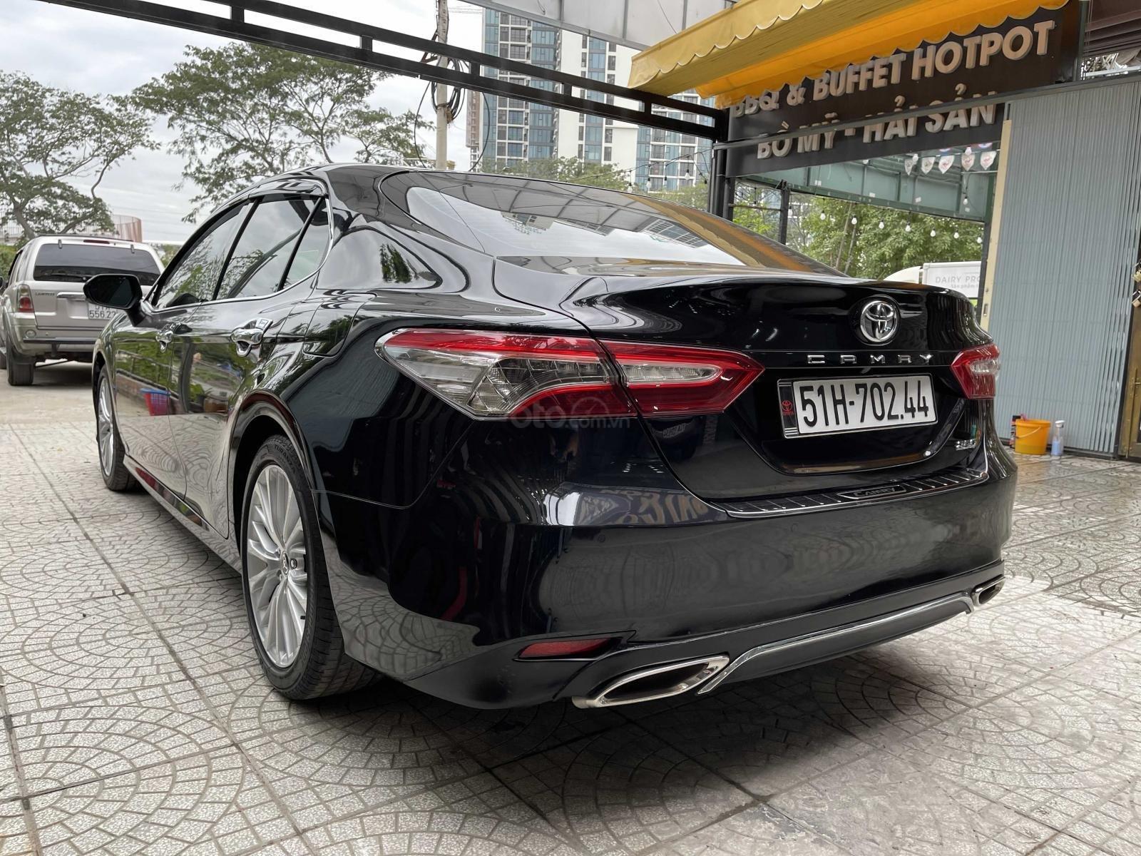 Toyota Camry 2.5Q model 2020 - Siêu lướt - Nhập khẩu  (8)