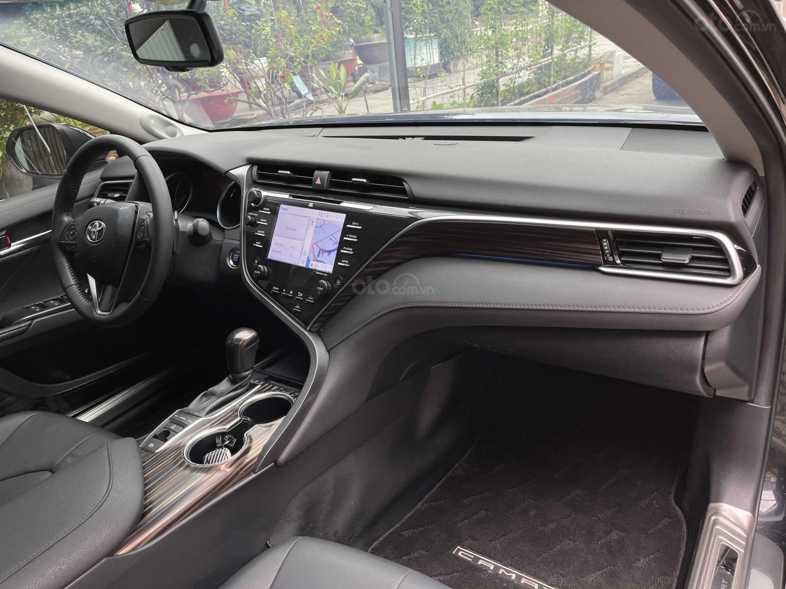 Toyota Camry 2.5Q model 2020 - Siêu lướt - Nhập khẩu  (12)