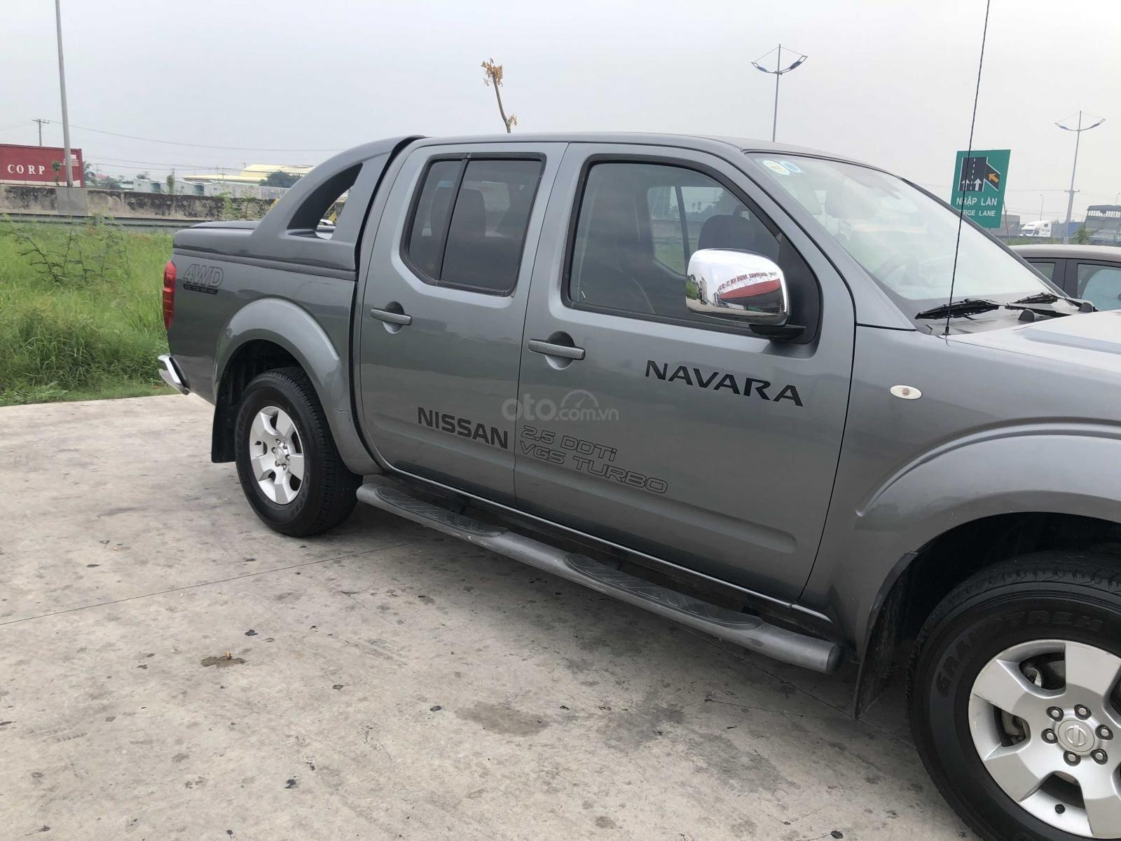 Bán xe Nissan Navara đăng ký 2011 chỉnh chủ giá 315 triệu đồng (2)