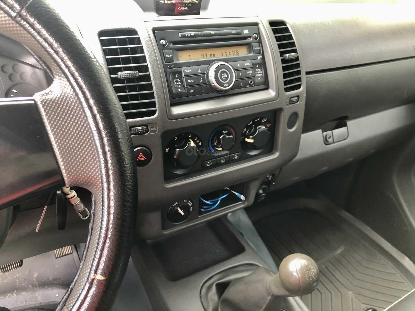 Bán xe Nissan Navara đăng ký 2011 chỉnh chủ giá 315 triệu đồng (7)