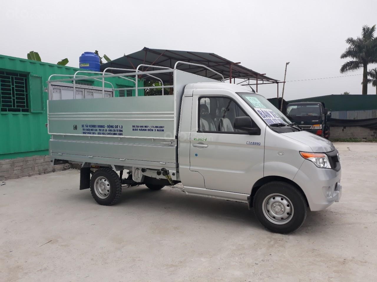 Bán xe tải Kenbo 990 Kg tại Hưng Yên, xe giá ưu đãi (4)